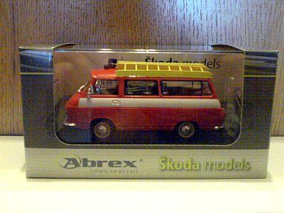 Model požárníci 1203