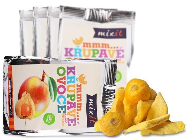 Sušené ovoce mango physalis
